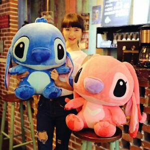 (35CM-120CM) New Giant Big Lilo & Stitch Plush Toy Stitch Stuffed Doll GIFT XMAS