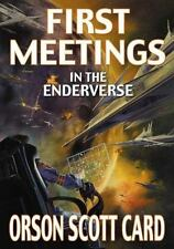 NEW - First Meetings in the Enderverse by Orson Scott Card