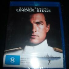 Under Siege (Steven Seagal) (Australia Region B) BLURAY – New