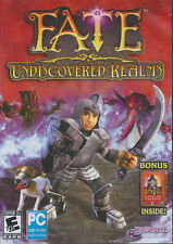 Fate Undiscovered Realms Adventure Rpg Role Playing Pc Games - Free Bonus - New!