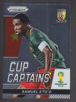 Panini Prizm World Cup 2014 - Cup Captains # 26 Samuel Eto'o - Cameroon