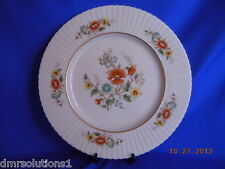 "LENOX TEMPLE BLOSSOM DINNER PLATE 10 7/8"" Ex. Cond.- More Avail Combine Ship"