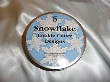 Mini Snowflake, Christmas cookies, Party Supplies, Baking Supplies, Gift Ideas.