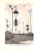 Moth.Clothes.1934.Idaho.W.Heath Robinson.Cartoon.Trapping.USA.Caricature