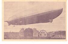 GERMAN 1928 LUFTSCHIFF GRAF ZEPPELIN IN ACTION