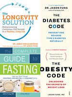 Dr. Jason Fung - Longetivity + Obesity + Diabetes Code + Life [ᑭ.ᗪᖴ/e.Pub/M.0BI]