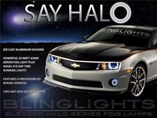 2010 2011 2012 2013 Chevrolet Camaro Halo Fog Lamp Light Kit
