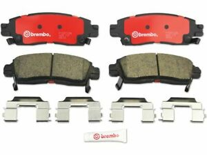 For 2008-2017 Buick Enclave Brake Pad Set Rear Brembo 88647YY 2010 2009 2011