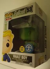 Vault boy glow in the dark Fallout funko pop figure number 53