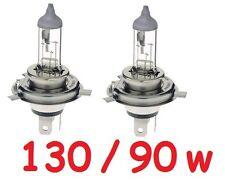 1 pr H4 Globes 12V 90/130W Ford Maverick Bronco F100 F150 F250 Ute Superduty