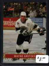 1992-93 Pro Set Wayne Gretzky #6 Frsca