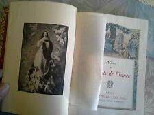 Missel des Saints de France, No 243, Mellottée sd fin XIXème, entièrement coloré