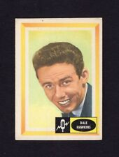 1960 Dale Hawkins Spins and Needles Non Sports Trading Card Fleer #12 SusieQ