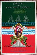 Eduardo Vera Cortes Poster Serigraph Cristobal Colon DIVEDCO 87 Puerto Rico 500