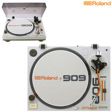 Roland TT-99 Direct Drive DJ Turntable TR-909 Edition NEW l Authorized Dealer