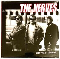 The Nerves - One Way Ticket in-shrink [Current Pressing] LP Vinyl Record Album