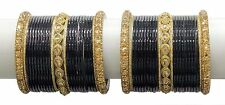 Indian Bollywood Bangle Jewelry Bracelet Wedding Diwali Beautiful Ethnic Set