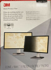 "3M™ PF195W9B Privacy Filter for 19.5"" Widescreen Monitor For 19.5""LCD Monitor"