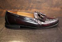Cole Haan Kiltie Slip-On Men's Tassel Loafers Shoes Size 10 Brown