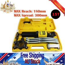 15t Hydraulic Pump Handle Puller Legs Nuts and Bolts& Link Plates Nose Adaptor