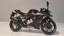 1:12 Scale automaxx model Kawasaki Ninja ZX-6R ZX6R bike Motorcycle Black