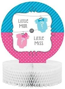 Bow or Bow Tie? Gender Reveal Party Centerpiece