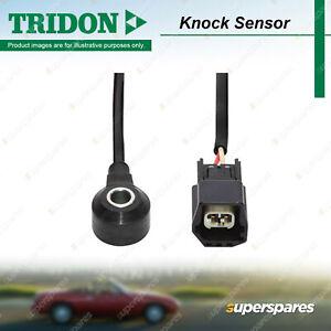Tridon Knock Sensor for Mazda Tribute CU YU 6Z 3.0L AJ DOHC 24V Petrol