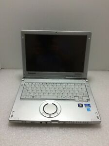 Panasonic CF-C1 Toughbook i5-2520m CPU @ 2.50GHz 4GB RAM NO HDD/Caddie