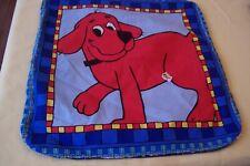 "Cotton Plllow Sham Clifford the Big Red Dog 18"""