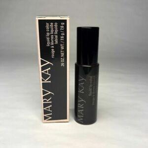MARY KAY LIQUID LIP COLOR ROYAL PLUM (.26 OZ.) (NEW IN BOX)