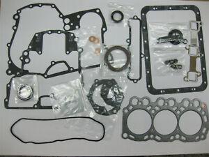 Dichtungssatz für Mitsubishi L3E Dichtsatz Disa Dichtung ZKD Motordichtsatz