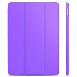JETech 3045 Case for iPad Air 2 with Stand Function, Auto Sleep/Wake - Purple