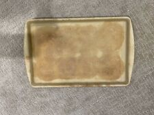 New listing Pampered Chef Family Heritage Large Stoneware Baking Pan 11x17in