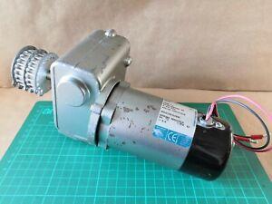 Parvalux Geared Motor 24V DC 65W 3000RPM 7.2Nm PM11