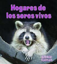 Hogares de los Seres Vivos (Introduccion a Los Seres Vivos) (Spanish E-ExLibrary