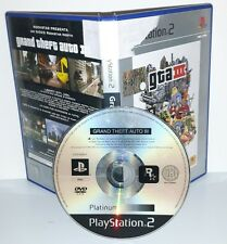 GRAND THEFT AUTO III 3 - Ps2 Playstation Play Station 2 Gioco Game