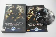 PC MEDAL OF HONOR PACIFIC ASSAULT COMPLETO PAL ESPAÑA