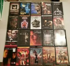 Halloween Horror DVD lot of 20 Movies Scary Zombie Ghosts Werewolves Blood #11