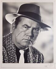 1960s Hollywood B&W Photograph Mobster by Alfred Taylor Cinematographer 16x20