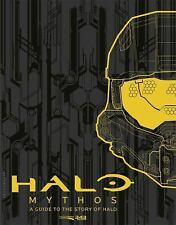 Halo Mythos: A Guide to the Story of Halo, 343 Industries, Acceptable Book