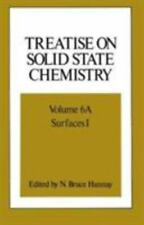 Surfaces, I (Treatise on Solid State Chemistry)-ExLibrary