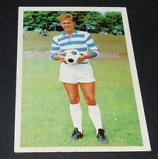 PIRSIG MSV DUISBURG FUSSBALL 1966 1967 FOOTBALL CARD BUNDESLIGA PANINI