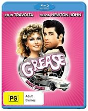 Grease Special Edition  Rockin' Edition on Blu-Ray | Region B | Brand New