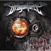 DRAGONFORCE - INHUMAN RAMPAGE - CD NEW SEALED 2006
