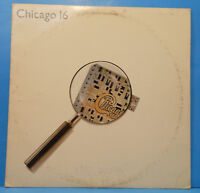 CHICAGO 16 VINYL LP 1982 ORIGINAL PRESS  NICE CONDITION! VG/VG!!A