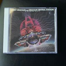 My Radio Sure Sounds Good to Me, Larry Graham Central Station CD 1993 Pow, JAPAN