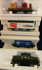 Analoge Modellbahn-Startpackungen & -Zugsets der Spur H0 Lima