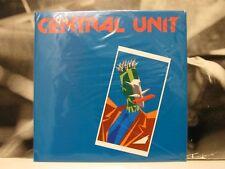 CENTRAL UNIT - OMONIMO S/T SAME LP LIKE NEW COME NUOVO RISTAMPA ORIGINALE 2003