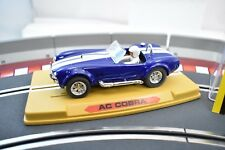 "REPROTEC 1/32 SLOT CAR RT/1962 SHELBY FACTORY SC 1964 BLUE "" AC COBRA"""