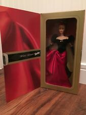 Barbie - Winter Splendor - Avon Exclusive - 1998 Barbie Doll Nrfb